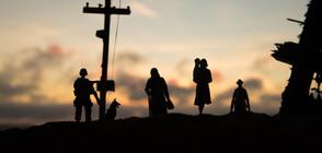 Заловиха шестима сирийци и един каналджия в Хасковско