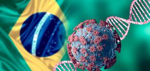 Бразилия постави нов антирекорд по брой починали с COVID-19 (ВИДЕО)