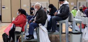 Хаос и дълго чакане при предаването на протоколите в страната (ОБЗОР)