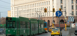 Автобуси вместо трамвай №5: Започва ремонт по най-натоварената линия в София