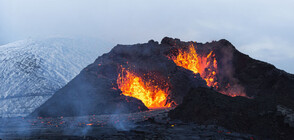 След изригването на вулкан: Снимки показват пораженията на остров Сейнт Винсент (ВИДЕО)