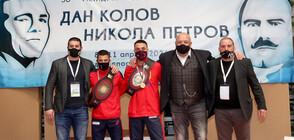 """Министър Кралев награди победителите в """"Дан Колов-Никола Петров"""""""
