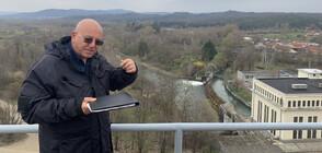 Емил Димитров: Язовирите са готови за очакваните валежи и снеготопенето (ВИДЕО)