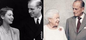 73 ГОДИНИ БРАК: Любовната приказка на кралица Елизабет и принц Филип (ГАЛЕРИЯ)