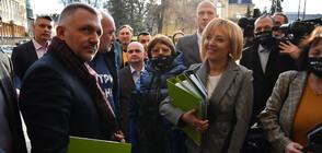 Манолова и Хаджигенов: Парламентарна група ще има