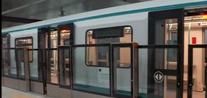 Влаковете между новите станции на метрото ще се движат автоматично (ВИДЕО)