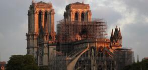 """Парижката """"Нотр Дам"""" ще отвори отново през 2024 г."""