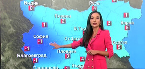 Прогноза за времето (15.04.2021 - централна)