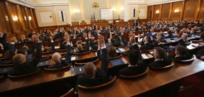 Bulgaria's Parliament accepts government's resignation
