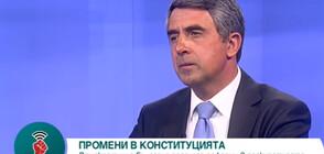 "Плевнелиев: ""Има такъв народ"" са политически инженери като Бареков"