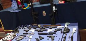 Разбиха нелегална работилница за производство на оръжие с 3D принтери (ВИДЕО)