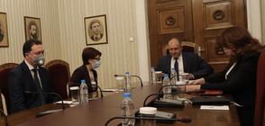 ГЕРБ: Готови сме и за опозиция, и за управление, и за избори (ВИДЕО+СНИМКИ)