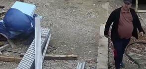 СДВР издирва мъж, заподозрян за кражби (СНИМКИ)