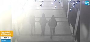Вандали трошат в центъра на Ловеч (ВИДЕО)