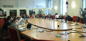 Комисията по ревизия изслушва Петя Аврамова