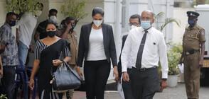 Мисис Свят се отказа от титлата си заради скандала в Шри Ланка