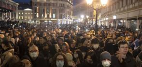 Стотици задържани на митинги в подкрепа на Навални в Русия (ВИДЕО)