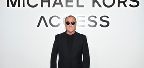 Майкъл Корс отбеляза 40 г. в модата с колекция на Бродуей (ВИДЕО)
