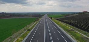 """Нов пътен възел на АМ """"Тракия"""" ще бъде готов до края на лятото"""