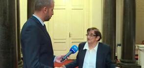Мика Зайкова: Трябва да замразим депутатските заплати, докато трае кризата