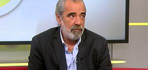 Андрей Слабаков за Бакалова: Сложно е да се пребориш на чужда територия