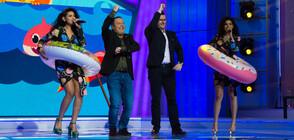 Димитър Рачков се превърна в интернет сензация и запя първата си песен ефира на NOVA