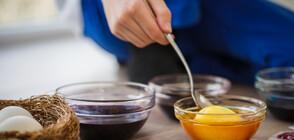 ПРОВЕРКА НА NOVA: Безвредни ли са боите за яйца на пазара