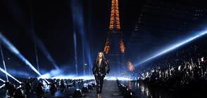 """Модна къща """"Сен Лоран"""" представи колекцията си с мистериозен филм (ВИДЕО)"""
