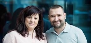 """Зорница и Валентин продължават участието си в """"Един за друг"""""""