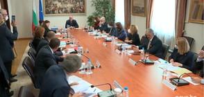 Партиите представиха кандидатите си за членове на ЦИК (ВИДЕО)