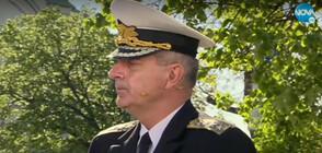 Началникът на отбраната: Българската армия може да се развива с консенсус