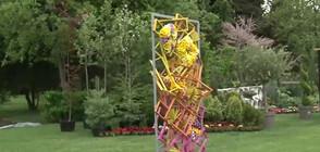 Изложба събира красиви творби от цветя в Бургас (ВИДЕО)