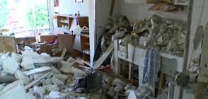 Разследват причините за взрива в апартамент в Асеновград (ВИДЕО)