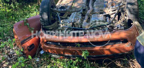 Трима загинаха при катастрофа на пътя София - Варна (ВИДЕО+СНИМКИ)