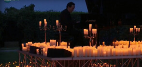 Концерт с хиляди свещи и класическа музика омагьоса Рим (ВИДЕО)