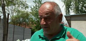 ЕКСКЛУЗИВНО: Говори мъжът на простреляната в метрото жена