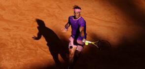 Надал спаси два мачбола и се класира за четвъртфиналите на Мастърса в Рим (ВИДЕО+СНИМКИ)