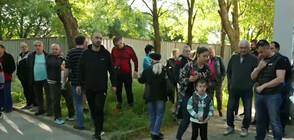 Пловдивчани на протест заради строеж на блок в зелени площи