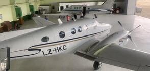 Три самолета се включват в борбата с градушките