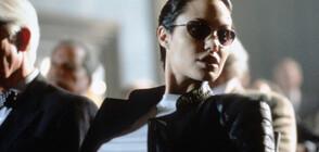 """Приключенията на Анджелина Джоли в """"Лара Крофт: Томб Рейдър"""""""