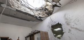Изминалата неделя е била най-кървавият ден от началото на бомбардировките в Израел