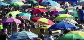 ПЪЛНИ ПЛАЖОВЕ: В Испания и Португалия се радват на края на мерките