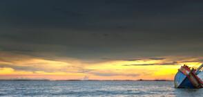 Риболовен кораб е изчезнал в Черно море