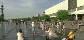 Рекордни и крайно необичайни жеги в Москва