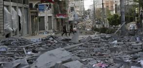 СЛЕД ВЪЗДУШЕН УДАР: Единствената лаборатория за COVID в Газа вече не работи
