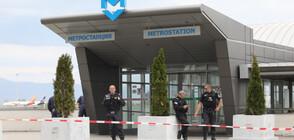 Почина жената, простреляна в столичното метро