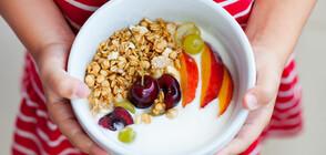 ЗА НАЙ-МАЛКИТЕ: Създадоха книга със здравословни рецепти за закуска