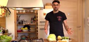 """Кулинарни приказки от Близкия Изток с Емил Джасим в """"Черешката на тортата"""""""