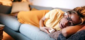 Учени откриха защо късогледите хора спят лошо