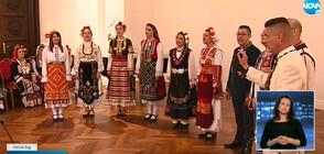 Едни от най-добрите български гласове се събраха в уникална фолклорна формация